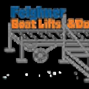 Feighner Boat Lift & Docks Logo