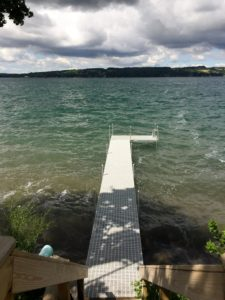 Sectional Dock