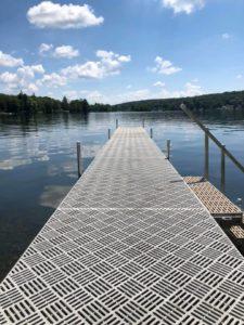 SunWalk Sectional Lake