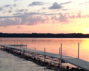 Rolling Coastal Dock
