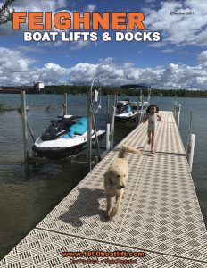 Feighner Boat Lifts & Docks Brochure 2021